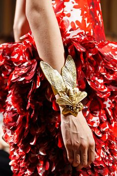 Giambattista Valli Fall 2012 Couture Fashion Show Details