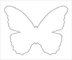Free+Printable+Butterflies+Templates