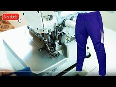 PANTALON DEPORTIVO FACIL Y RÁPIDO | TIPS DE CONFECCIÓN - YouTube Joggers, Sweatpants, Sewing Techniques, Kendall, Sneakers Fashion, Sewing Patterns, Trousers, Barber, Youtube
