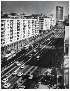 Bucuresti, b-dul 1848, anii '80
