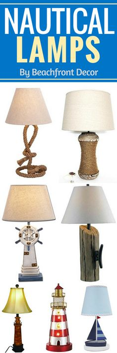 Beach floor lamps beachfront decor floor lamp coastal and check out the absolute best nautical lamps you can get at beachfront decor we have aloadofball Gallery