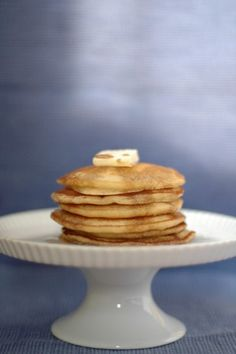 simple homemade pancake recipe