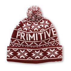 c34b6db78ff Primitive Frost Pom Beanie. Zumiez