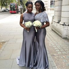 Lovely bridesmaids @bolanle_o, love the styles & color ! Dress by @taibeni #NWbms #Bridesmaids #wedding #NigerianWedding #NigerianWeddingPictures