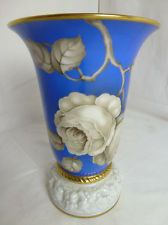 Maria Vase, Rosenthal Selb Germany. 20 cm Fairy Land, Porcelain Ceramics, Bavaria, Urn, Vases, Germany, Delicate, Antiques, Paradise
