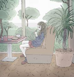 『イワタコーヒー』大島智子さん