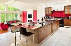 RUMAH IDAMAN: Konsep Ruang Dapur Dan Ruang Makan