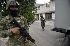 米犯罪ドラマのスタッフ蜂の巣の射殺体で発見 メキシコ