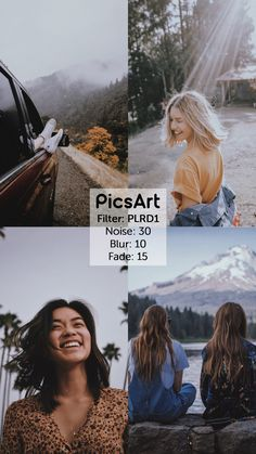 SPOILER: Vintage looks good on you! 😍📸 Click through to apply this PicsArt Filter Blend to your photos NOW. Other vintage FLTRS to try: Wave, VHS & 🙌 Couple Photography Poses, Photography Editing, Creative Photography, Portrait Photography, Aesthetic Filter, Aesthetic Photo, Best Vsco Filters, Picsart Tutorial, Photo Editing Vsco