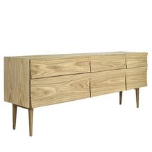 The Reflect Sideboard by Søren Rose for Muuto