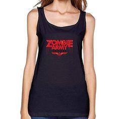 XIULUAN XIULUAN Women's Sniper Elite Nazi Zombie Army Game tank top Size M - Brought to you by Avarsha.com