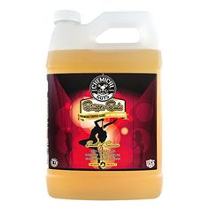 Chemical Guys Stripper Suds Premium Stripper Scent Car Wash High Suds Soap 1 Gal 128 fl Oz ** Continue to the product at the affiliate link Amazon.com.