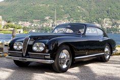 Alfa Romeo 6C 2500 SS Pinin Farina Coupe - Chassis: 915769   - 2008 Concorso d'Eleganza Villa d'Este