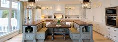 Les 19 cuisines d'enfer qui vont vous donner envie de devenir un vrai chef étoilé à la maison !