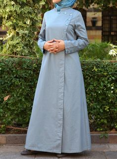 A gorgeous color for a #Jilbab!  Sabura Jilbab from SHUKR Islamic Clothing