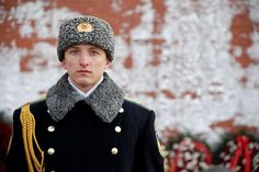 Russian Guard Photo by Jhila Farzaneh -- National Geographic Your ShotRussian Guard   #people #guard #russia #portrait