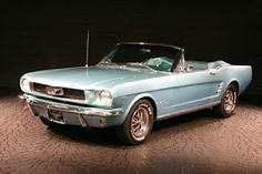 1966 mustang - This is my baby<3