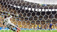 July 12, 2014, vs Brazil