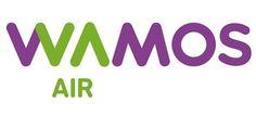 Wamos Air chosen as new Pullmantur Air brand Logos, Logo
