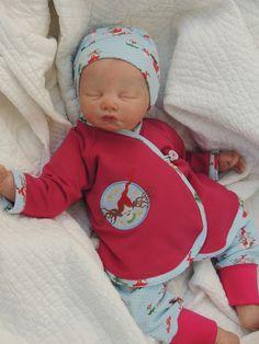 Bio Baby Set Milli Grösse 62/68 von                 made by RiAnn   auf DaWanda.com