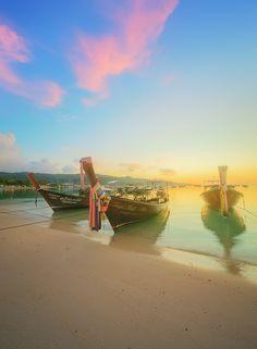 Phi Phi Island by Vasyl Onyskiv on 500px