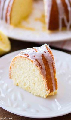 Lemon Bundt Cake Moist Fluffy And Delicious! Easy Lemon Bundt Cake Recipe Page PinkWhen. Simplify Dessert With This Easy Gluten Free Chocolate . Home and Family Easy Lemon Bundt Cake Recipe, Iced Lemon Pound Cake, Lemon Pudding Cake, Easy Cake Recipes, Dessert Recipes, Desserts, Pound Cakes, Marble Cake Recipes, Gluten Free Chocolate