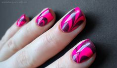 Water Marble Magic