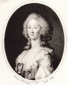 Princesse de Lamballe who also was heheaded during the French Revolution