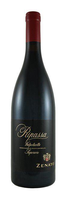 De Zenato Ripassa della Valpolicella is het kleine broertje van de Amarone, waarvan de prijzen dusdanig opliepen, dat men als voordeliger wijn de ripasso-methode heeft ontwikkeld. Voor Ripasso gebruikt men een deel van de geconcentreerde Amarone-most en een deel Valpolicellawijn; dit wordt vergist en daarna volgt 18-24 maanden rijping op houten vaten. Het resultaat: een heerlijke compacte, volle wijn.