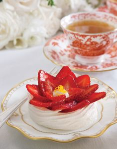 Five Favorite Recipes for Tea