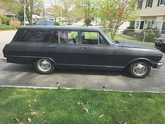 Ebay Advertisement 1963 Chevrolet Nova Station Wagon 1963