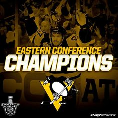 2017 🐧🏒 Hockey Puck, Hockey Teams, Sports Teams, Pittsburgh Sports, Pittsburgh Penguins, Lets Go Pens, Penguin Love, We Are The Champions, Stanley Cup Playoffs