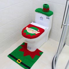 Quality Toilet Seat Cover Directly From China Suppliers Christmas Elves Sets Decorations Bath Mat