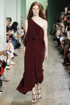 Tibi Spring 2016. See the entire collection on Vogue.com