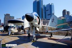 CityPass New York City attraction: Intrepid Sea, Air and Space Museum