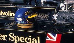 pi Ronnie Peterson - Monaco grand prix 1978.