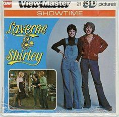 View Master, Master Art, Laverne & Shirley, Tv Land, Old Tv Shows, Cartoon Tv, Ol Days, Tv On The Radio, Disney Cartoons