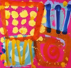 patrick heron Abstract Painters, Abstract Art, Patrick Heron, Bright Art, Abstract Portrait, Drawing Lessons, Mark Making, Easy Drawings, Painting Inspiration