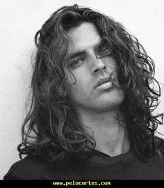 Buenas Cortes de pelo largo para los hombres | Cortes de Pelo