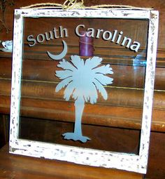 My classroom is decorated with palmetto tree logo items.  Wouldn't this make a great addition!
