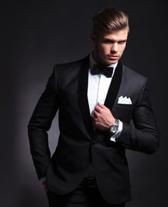 For those who would like to know how to look their best in tuxes, read this. #MensFashion #HowToWearTuxedo #FashionTips #FashionStyles #FashionTrends