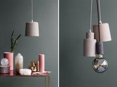 hanglamp Yambala koperlook Pronto Wonen Breda | verlichting | Pinterest