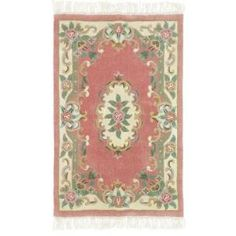 Home Decorators Collection Imperial Rose 3 ft. x 5 ft. Area Rug  on  Daily Rug Deals