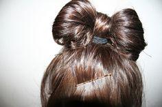 'Hair Bow' DIY #hair #bow #Diy