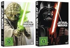 Star Wars: The Complete Saga I-VI - George Lucas, Jonathan Hales, John Williams