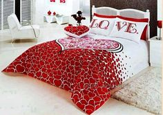 Valentine Love bedroom....