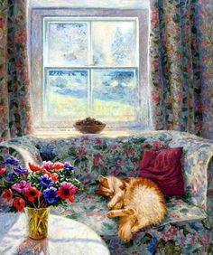 STEPHEN DARBISHIRE  It's a Cat's Life (1940)