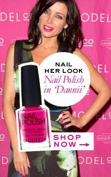 ModelCo nail polish in 'Dannii'.