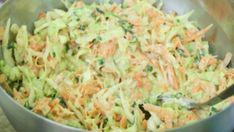 Lahodný zeleninový šalát plný vitamínov: Zdravé dobrota s báječnou chuťou pripravená behom pár minút!     milujeme recepty Potato Salad, Food And Drink, Potatoes, Ethnic Recipes, Chanel, Kochen, Potato