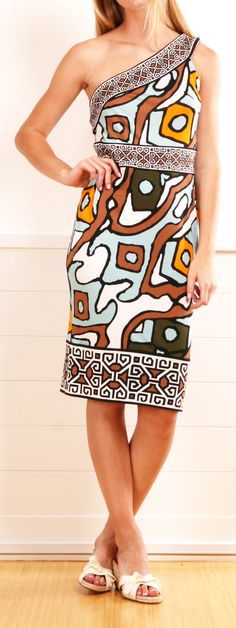 DIANE VON FURSTENBERG (DVF) DRESS
